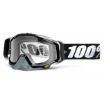 100% Racecraft Goggle Abyss Black 2014