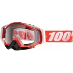 100% Racecraft Goggle Fire Red 2014