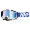 100% Racecraft Goggle Cobalt Blue Mirror 2014