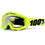 100% Accuri Goggle Fluo Yellow 2013