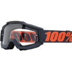 100% Accuri Brille Gunmetal Enduro 2018