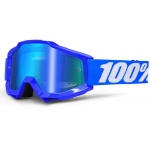 100% Accuri Goggle Reflex Blue Mirror 2013