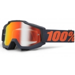 100% Accuri Brille Gunmetal Mirror 2013