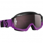 Scott Hustle Brille Oxide purple-black 2016