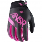 Answer Syncron Gloves Black-Pink Kids 2017 - Limited Edition # SALE