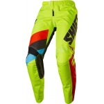 Shift Racing Whit3 Label Hose Tarmac Flo Yellow Kids 2017 # SALE