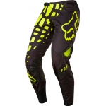Fox Racing 360 Pants Grav Black-Yellow 2017 US 30 - D 46 # SALE