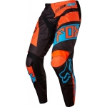 Fox Racing 180 Pants Falcon Black-Orange 2017 US 28 - D 44 # SALE