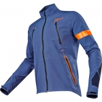 Fox Racing Legion Downpour Jacket Blue 2017 M # SALE