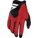 Shift Racing 3lack Label Handschuhe Pro Dark Red 2018