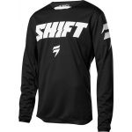 Shift Racing Whit3 Label Shirt Ninety Seven Black 2018 # SALE