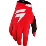 Shift Racing Whit3 Label Handschuhe Air Red 2018