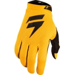 Shift Racing Whit3 Label Handschuhe Air Yellow 2018 # SALE