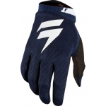 Shift Racing Whit3 Label Handschuhe Air Navy 2018