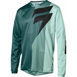 Shift Racing Whit3 Label Shirt Tarmac Teal 2018 # SALE