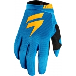 Shift Racing Youth Whit3 Label Handschuhe Air Orange-Blue Kids 2018