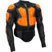 Fox Racing Titan Sport Protektorenjacke Black-Orange 2018