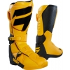Shift Racing Whit3 Label Stiefel Yellow 2018