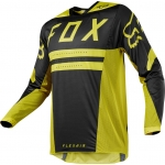 Fox Racing Flexair Jersey Preest Dark Yellow 2018 XL # SALE
