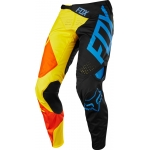 Fox Racing 360 Pants Preme Black-Yellow 2018 US 34 - D 50 # SALE