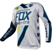 Fox Racing 360 Jersey Draftr Light Grey 2018