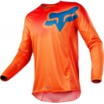 Fox Racing 360 Jersey Viza Orange 2018 XL # SALE
