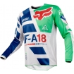 Fox Racing 180 Shirt Sayak Green 2018