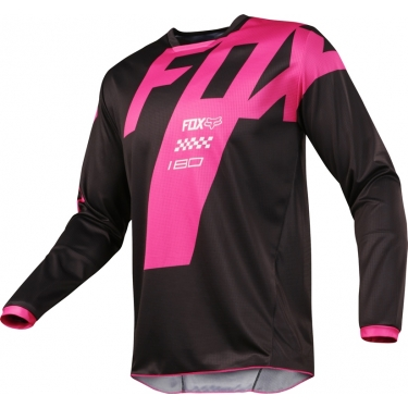 Fox Racing 180 Jersey Mastar Black 2018 XL # SALE