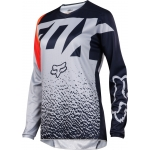 Fox Racing Women's 180 Jersey Grey-Orange Ladies 2018 L # SALE