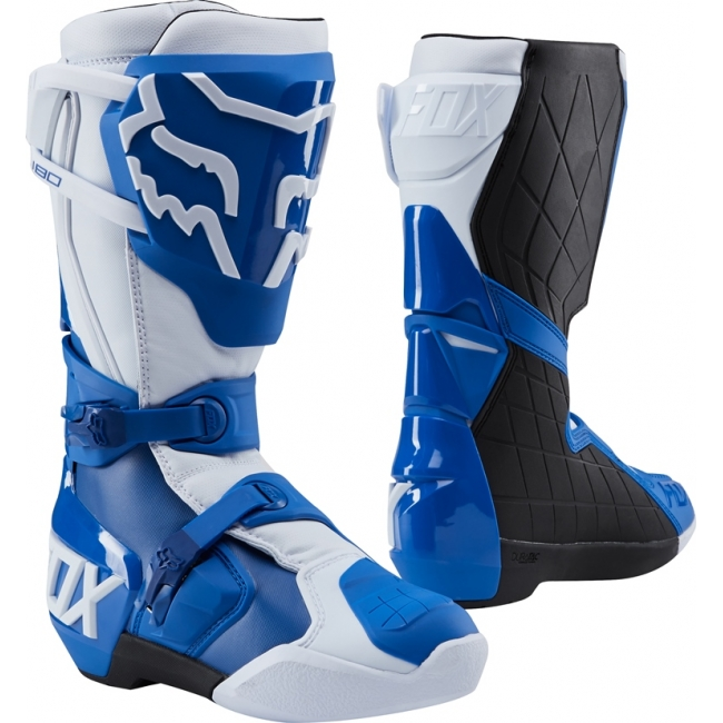 Fox Racing 180 Stiefel Blue 2018