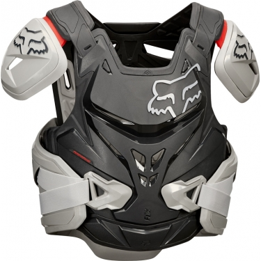 Fox Racing Airframe Pro Brustpanzer Grey 2018