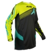 Alias A1 Shirt Platinum Black-Neon Yellow 2016 # SALE
