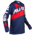 Alias A2 Bars Navy-Red 2016 # SALE