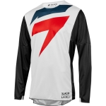 Shift MX 3lack Label Jersey Mainline Black-White 2019 L # SALE