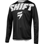 Shift MX Whit3 Label Jersey York Black 2019 L # SALE