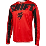 Shift MX Whit3 Label Jersey York Red 2019 L # SALE