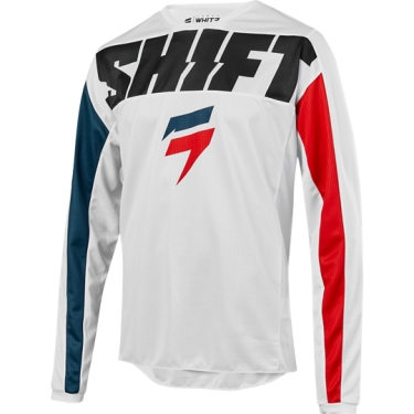 Shift MX Whit3 Label Jersey York White 2019 L # SALE