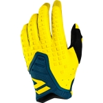 Shift MX 3lack Label Handschuhe Pro Yellow-Navy 2019
