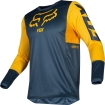 Fox Racing 180 Jersey Przm Navy-Yellow L 2019 # SALE