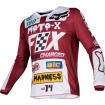 Fox Racing 180 Jersey Czar Cardinal L 2019 # SALE