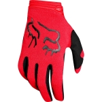 Fox Racing Women's Dirtpaw Gloves Flame Red Ladies 10 - L 2019 # SALE