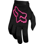 Fox Racing Youth Dirtpaw Gloves Black-Pink Girls 2019