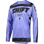 Shift MX 3lack Label Shirt Strike Purple 2019