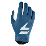 Shift MX 3lack Label Handschuhe Air Blue-White 2019