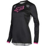 Fox Racing Women's 180 Jersey Mata Black-Pink Ladies L - 40 2019 # SALE