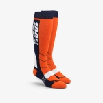 100% Hi-Side Performance Moto Socks Orange