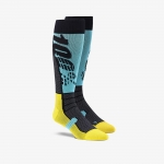 100% Hi-Side Performance Moto Socks Aqua