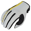 Scott 350 Gloves Dirt black-yellow 2016