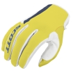 Scott 350 Gloves Dirt baue-yellow 2016