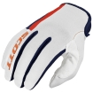 Scott 350 Gloves Dirt blue-orange 2016